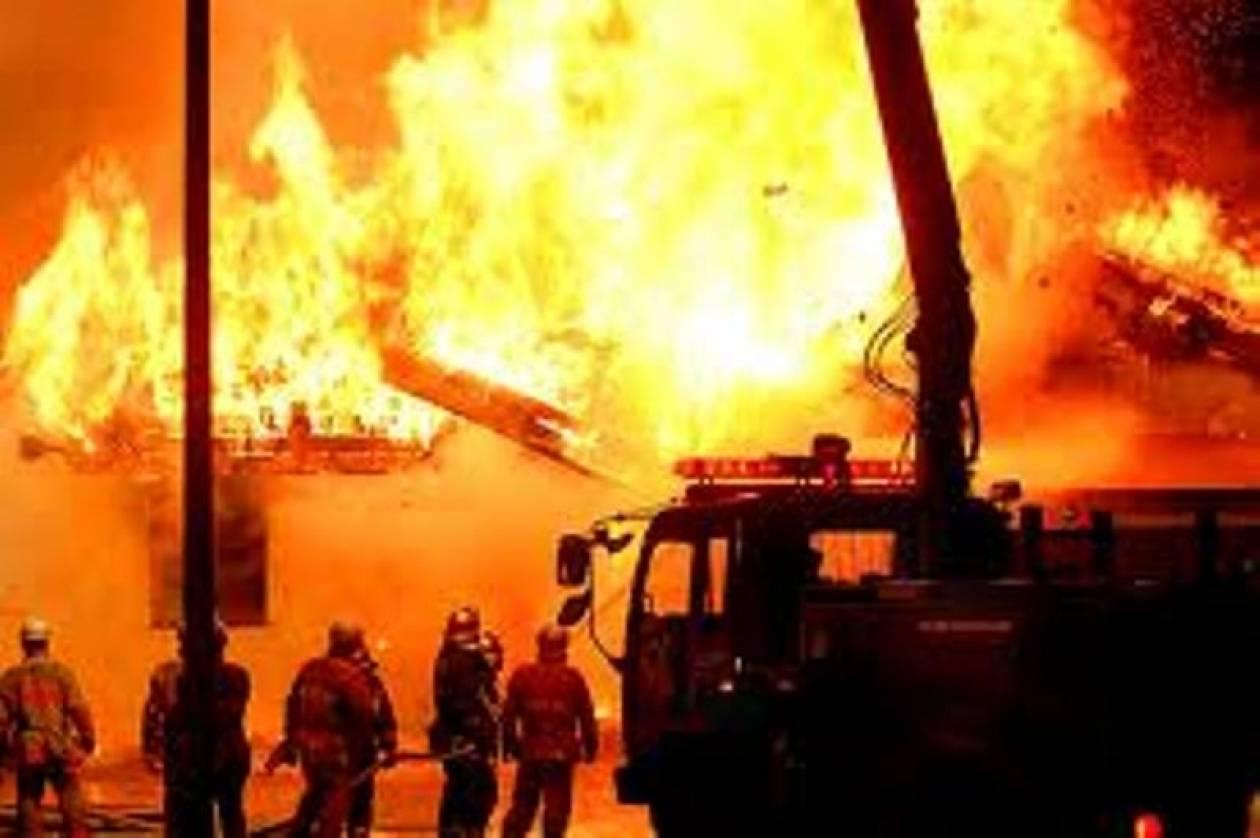 Θανατηφόρος πυρκαγιά σε διαμέρισμα