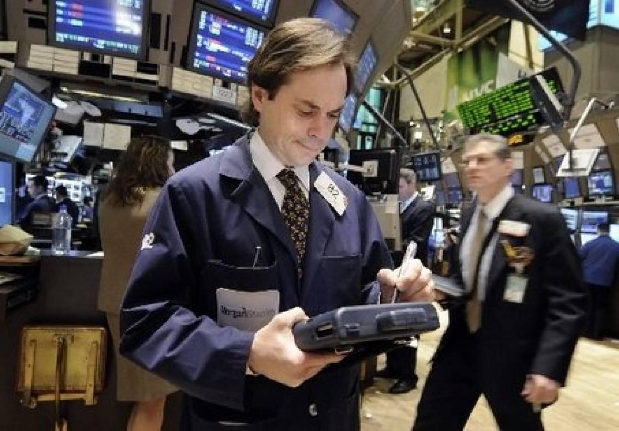 Ανοδικά ξεκίνησε η εβδομάδα στην Wall Street