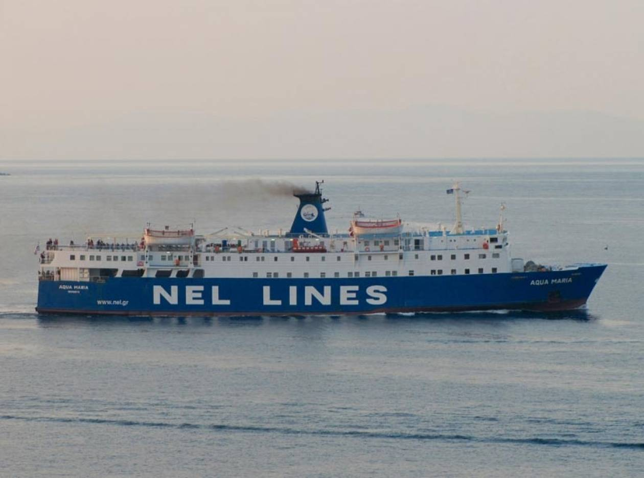 Πρόβλημα σε πλοίο στο λιμάνι του Λαυρίου