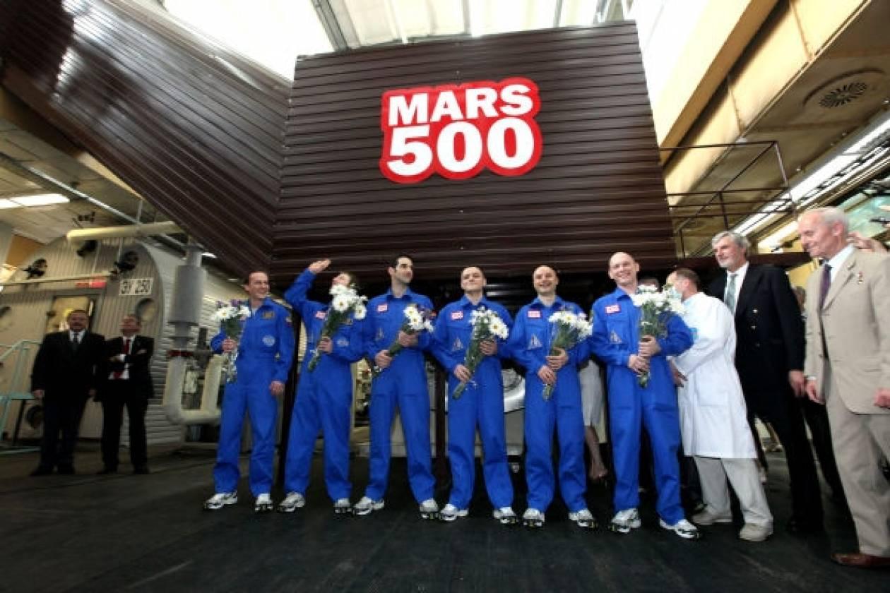 Έμειναν 520 μέρες στο «διάστημα»!