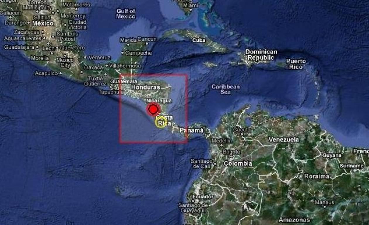 Νέος σεισμός στην Κεντρική Αμερική