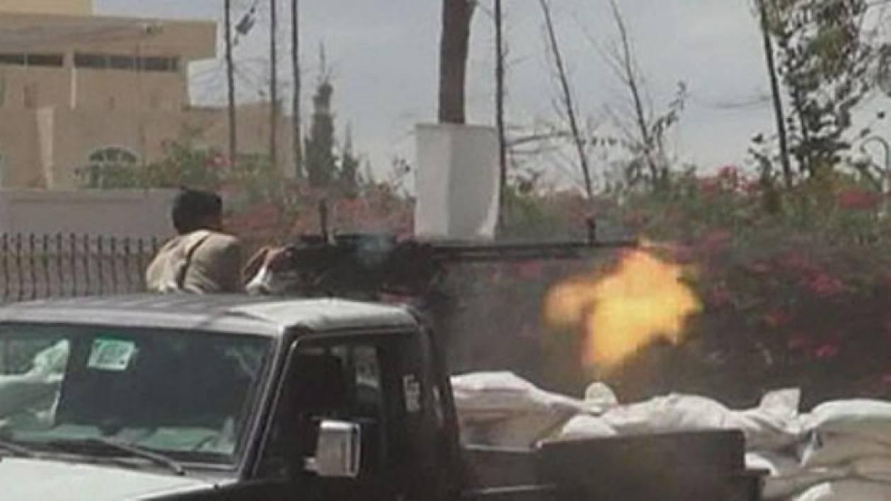 Συνεχίζονται οι συγκρούσεις στην Υεμένη