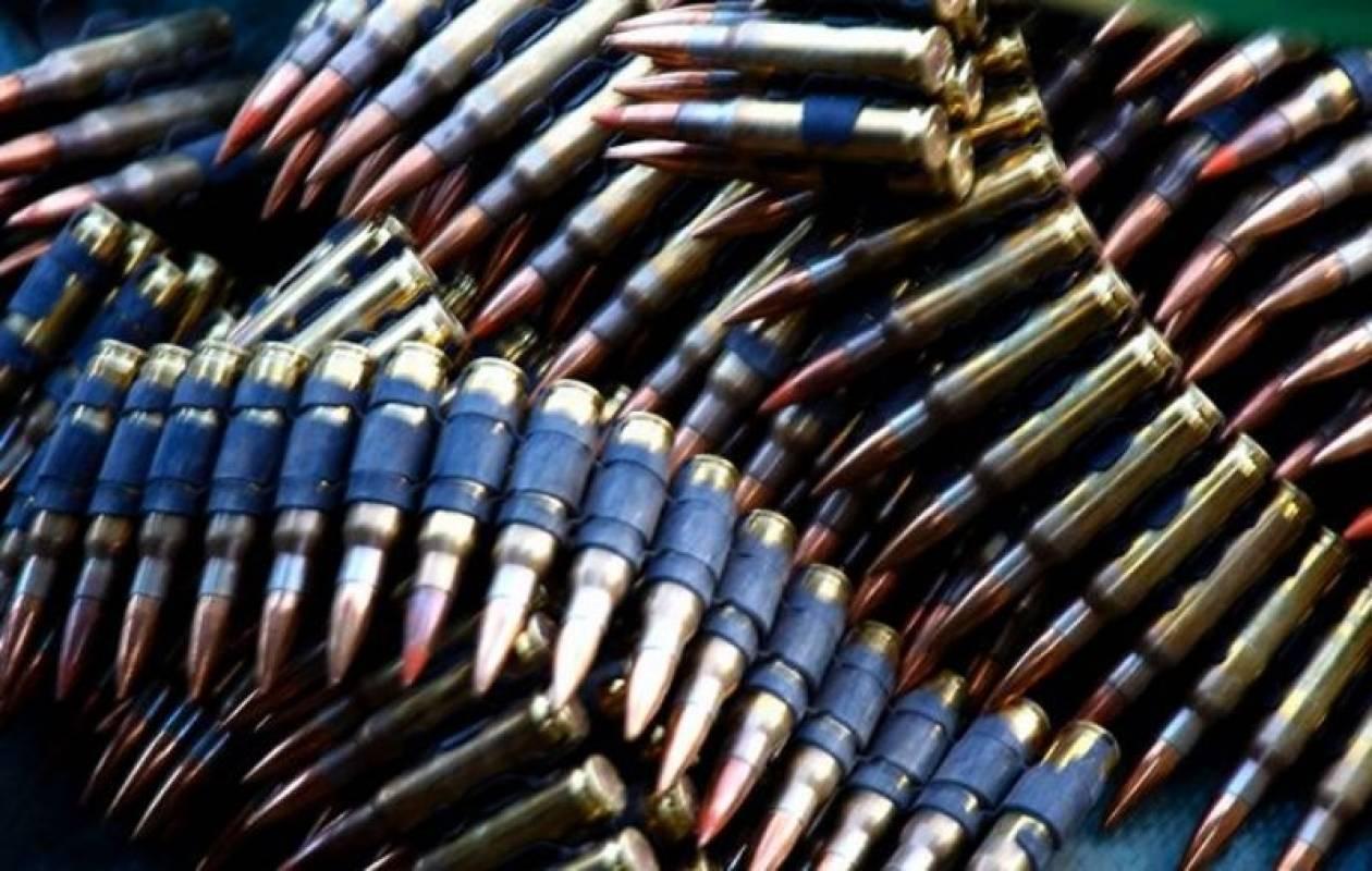 Εκστρατεία απομάκρυνσης των πυρομαχικών στη Λιβύη