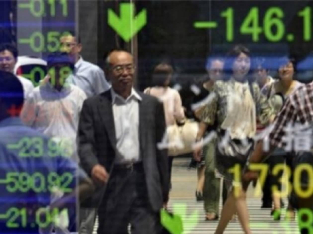 Υποχώρησε ο δείκτης Nikkei