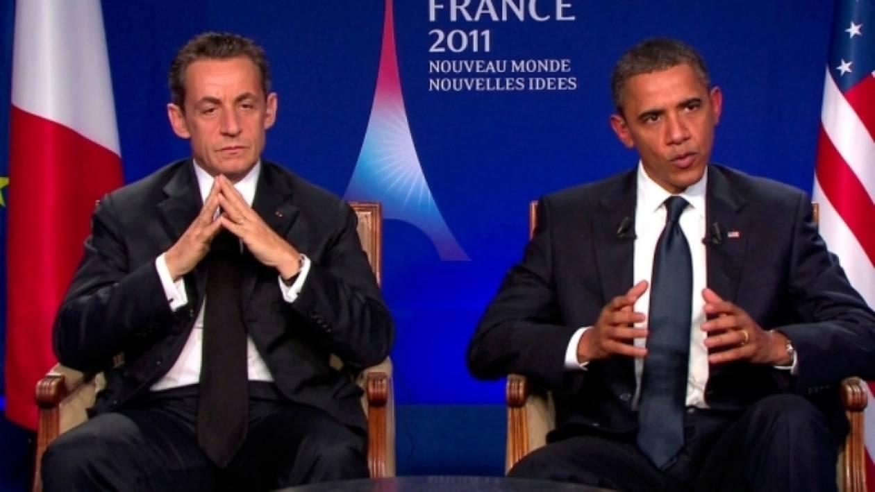 Σαρκοζί: «Ο Νετανιάχου είναι ψεύτης»
