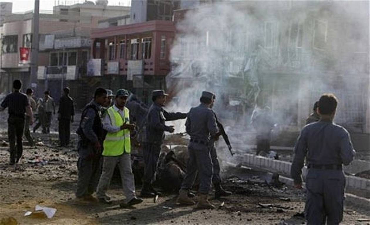 Πολύνεκρη επίθεση στο Αφγανιστάν