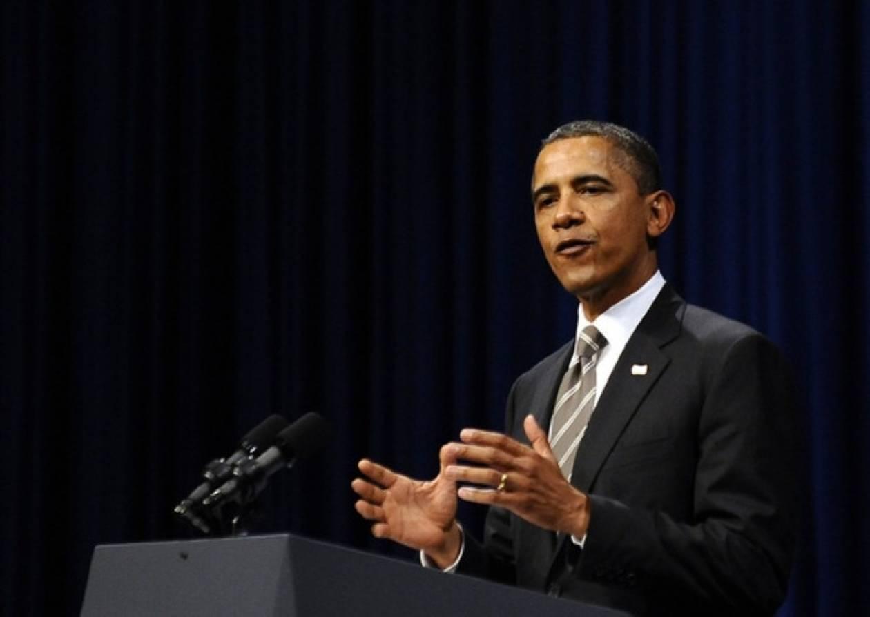 Απογοητευμένοι από τον Ομπάμα οι Αμερικανοί