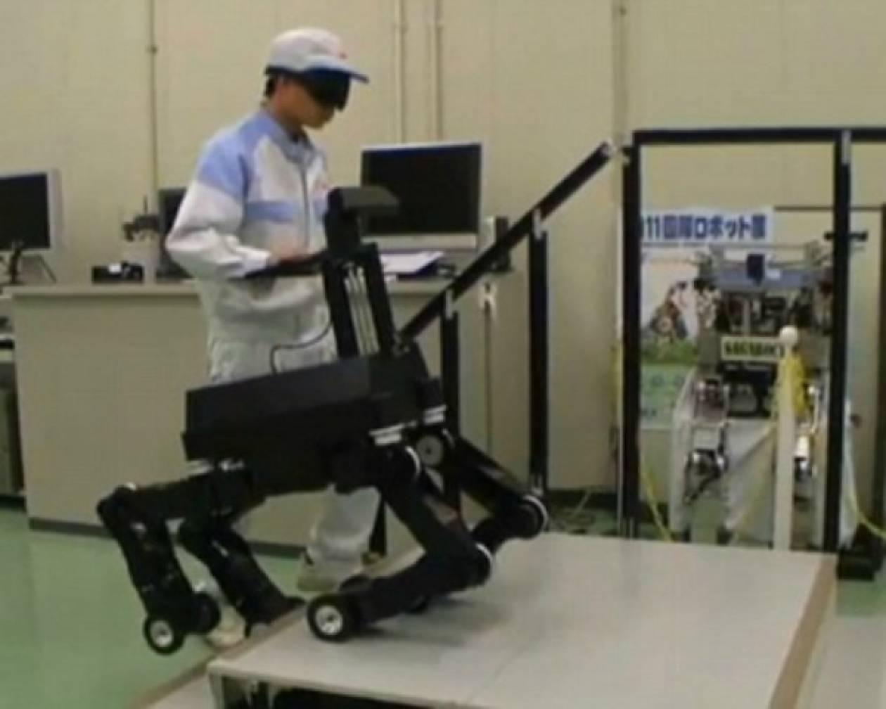 Σκύλος–ρομπότ θα καθοδηγεί τυφλούς