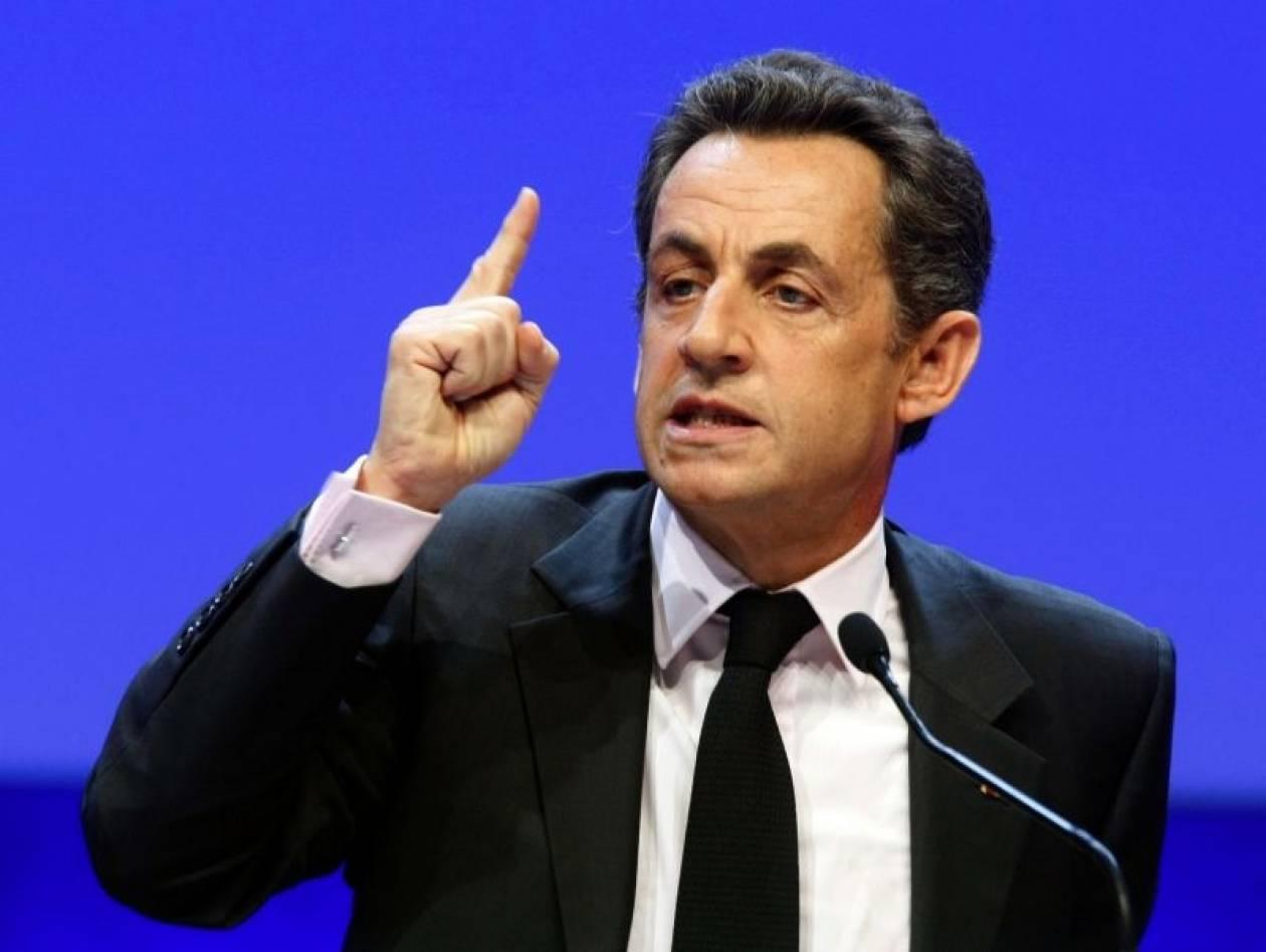 Σαρκοζί: Λάθος η ένταξη της Ελλάδας στην ευρωζώνη