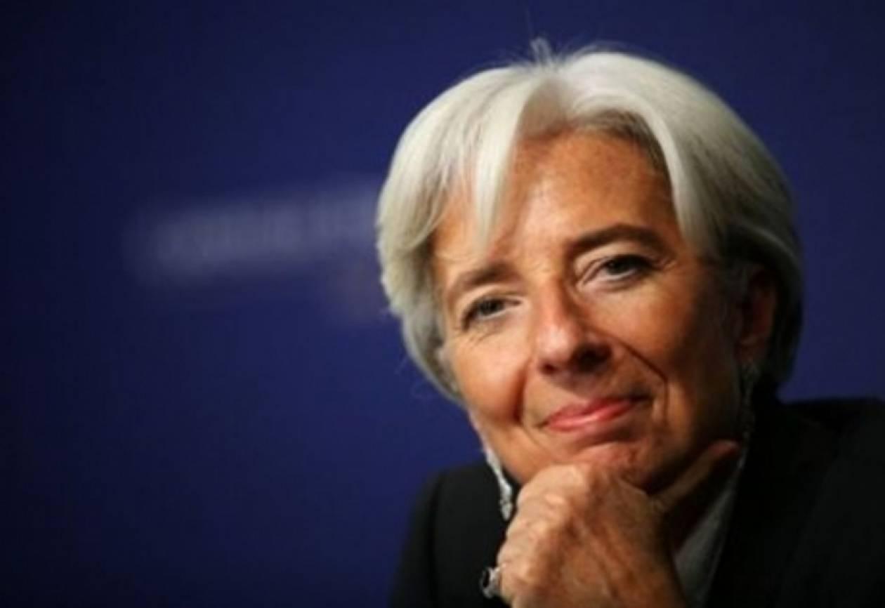 Ανησυχίες Λαγκάρντ για την παγκόσμια οικονομία