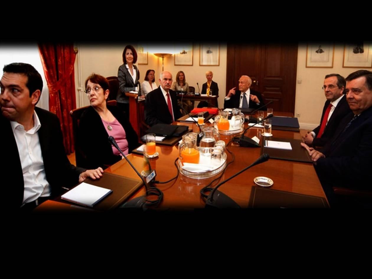 Σήμερα «κληρώνει» για τη νέα κυβέρνηση