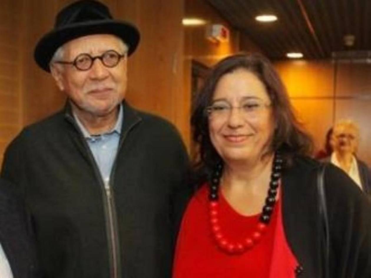 Η Μ.Φαραντούρη συναντά τον Τσαρλς Λόυντ στο Μέγαρο Μουσικής