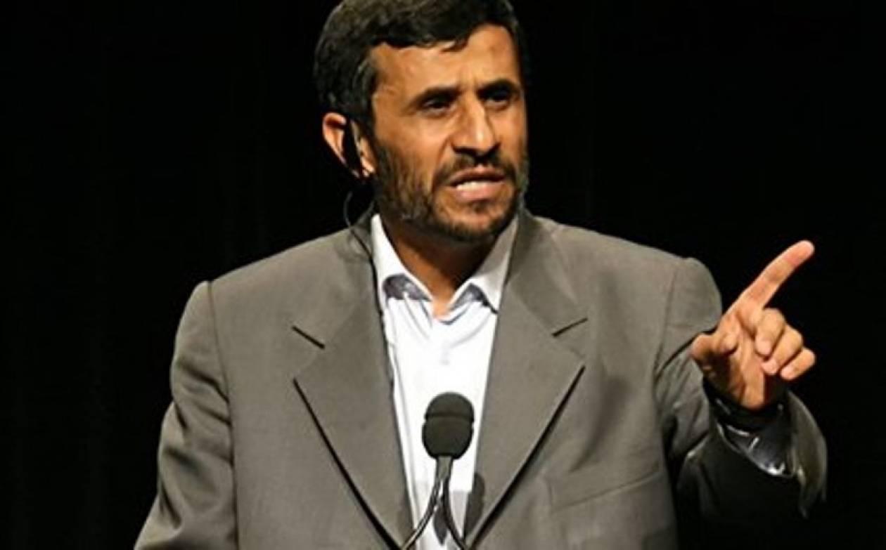 Αχμαντινετζάντ: Δεν κάνουμε ούτε  βήμα πίσω στα πυρηνικά