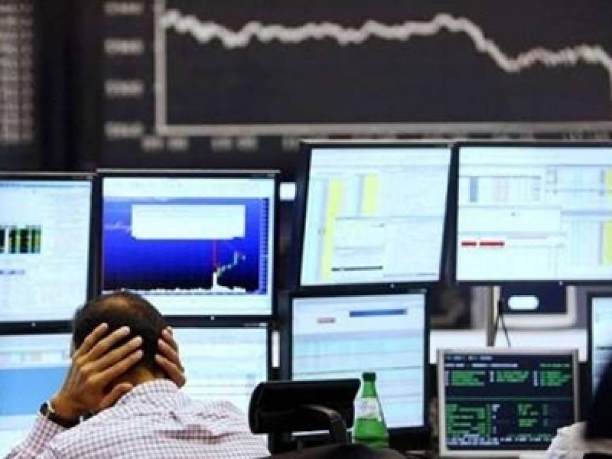Πτώση στο χρηματιστήριο της Ιταλίας