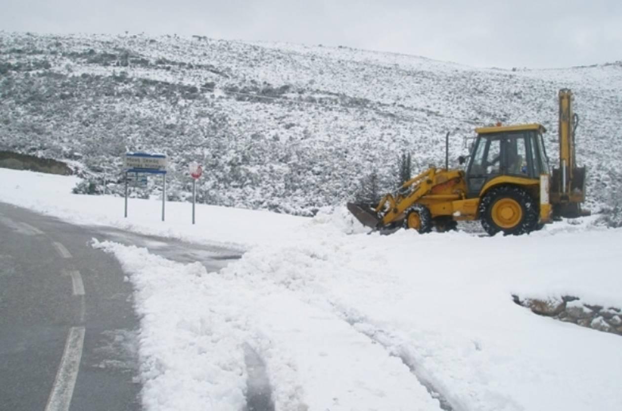 Θεσσαλονίκη: Λαμβάνονται μέτρα για πιθανή χιονόπτωση