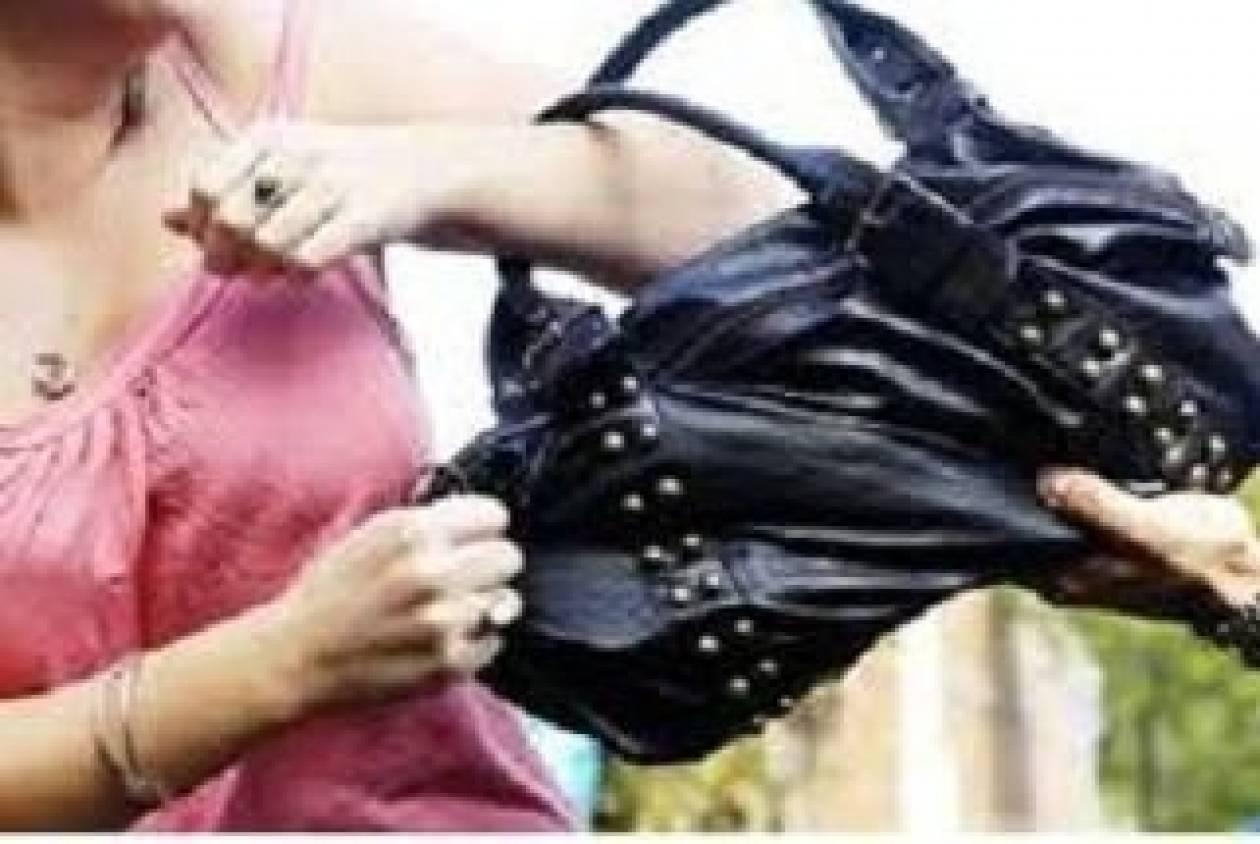 Έκλεψε τσάντα, αλλά συνελήφθη