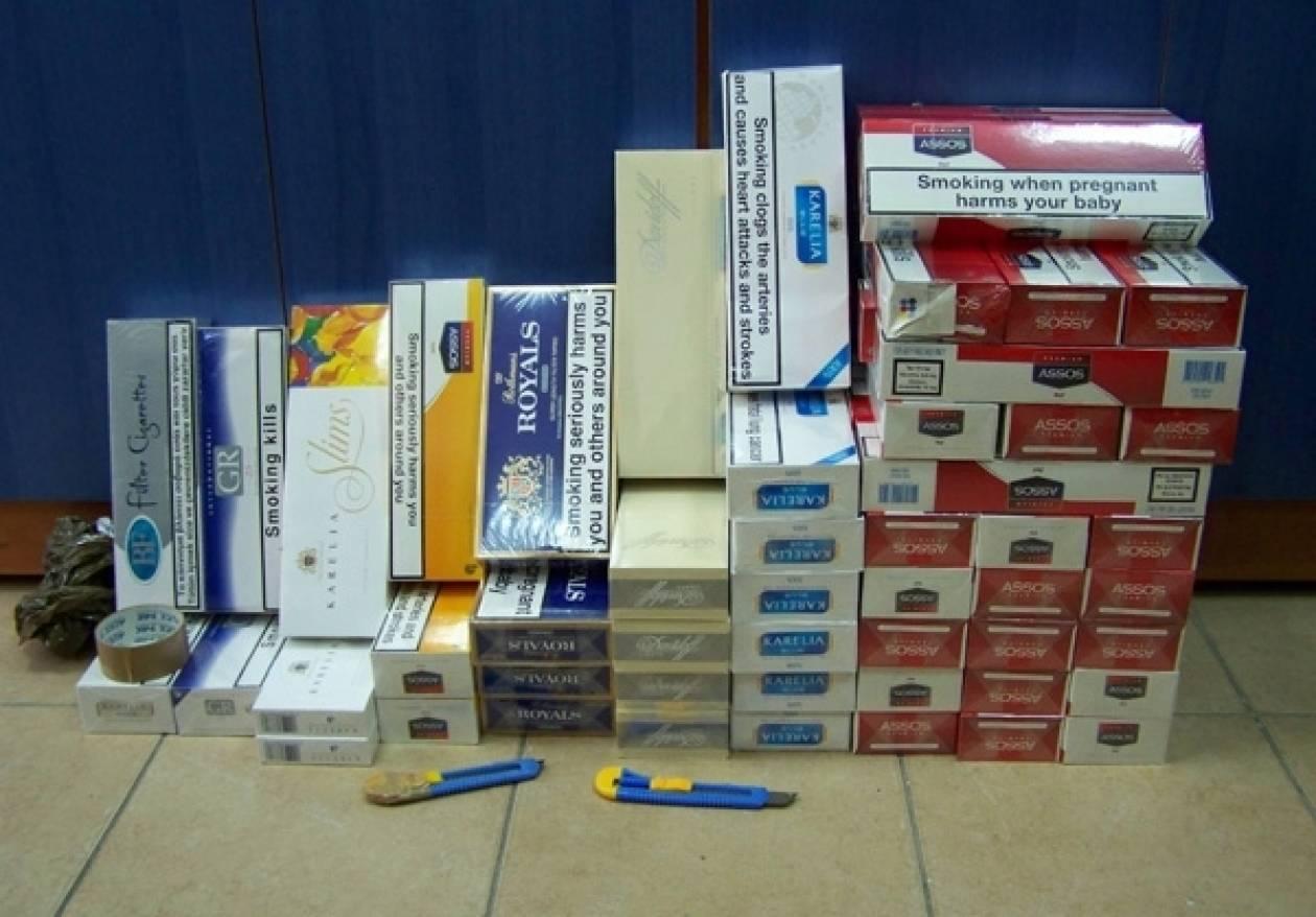 Πέντε λιμενικοί εμπλέκονται σε λαθρεμπόριο τσιγάρων