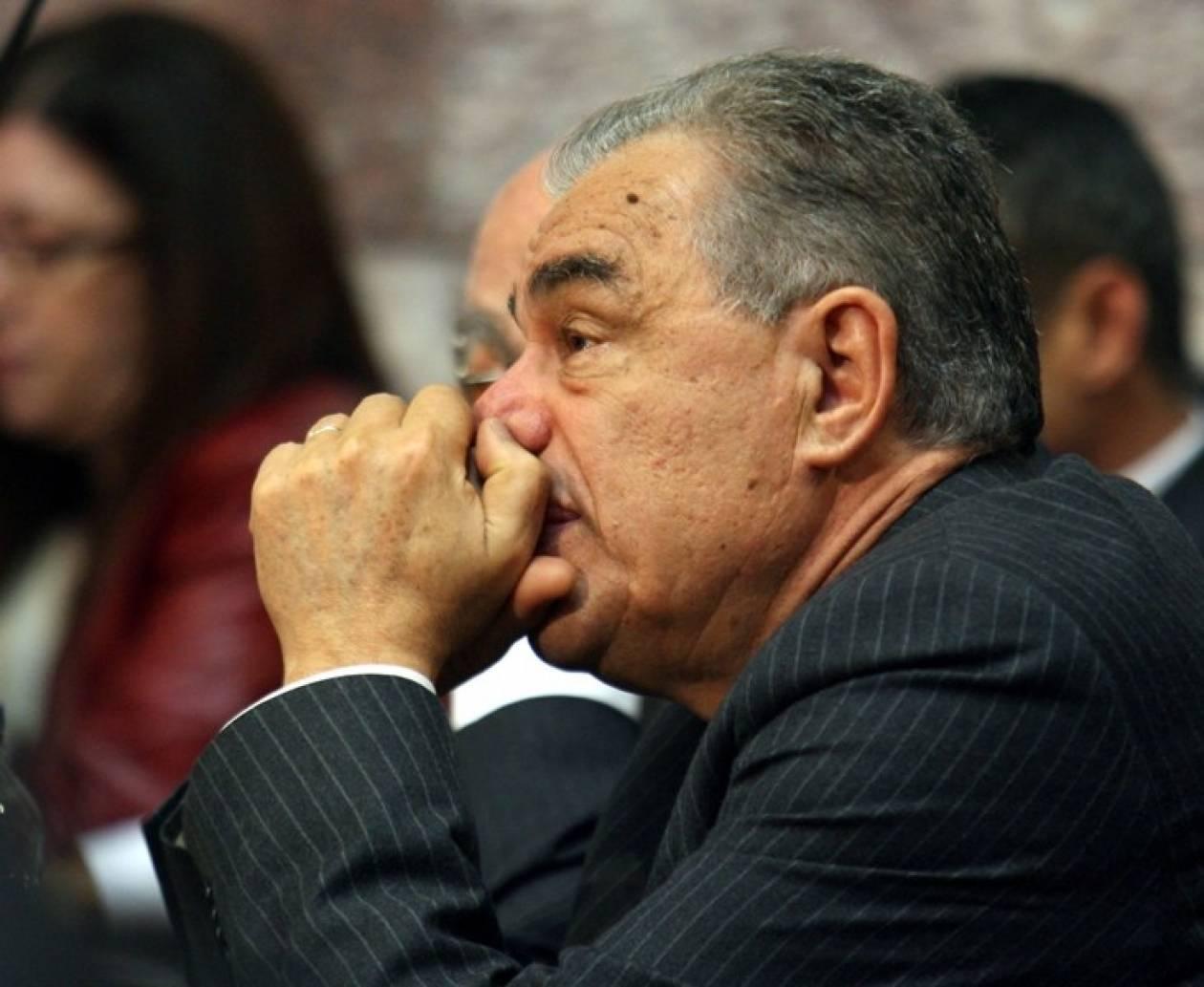 Γ.Γιακουμάτος: Ούτε με σφαίρες δεν θα πήγαινα σε υπουργείο