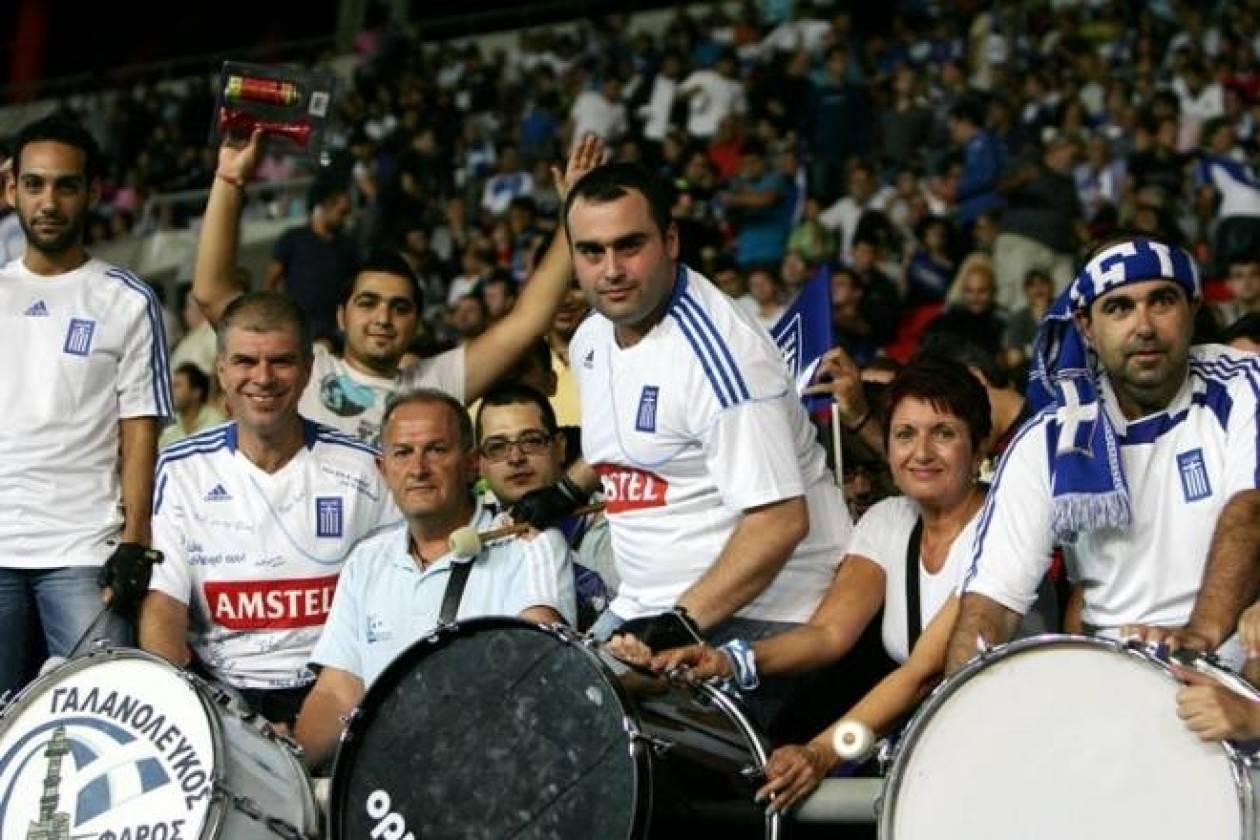 Τα εισιτήρια για το ματς της Εθνικής μας με Ρουμανία