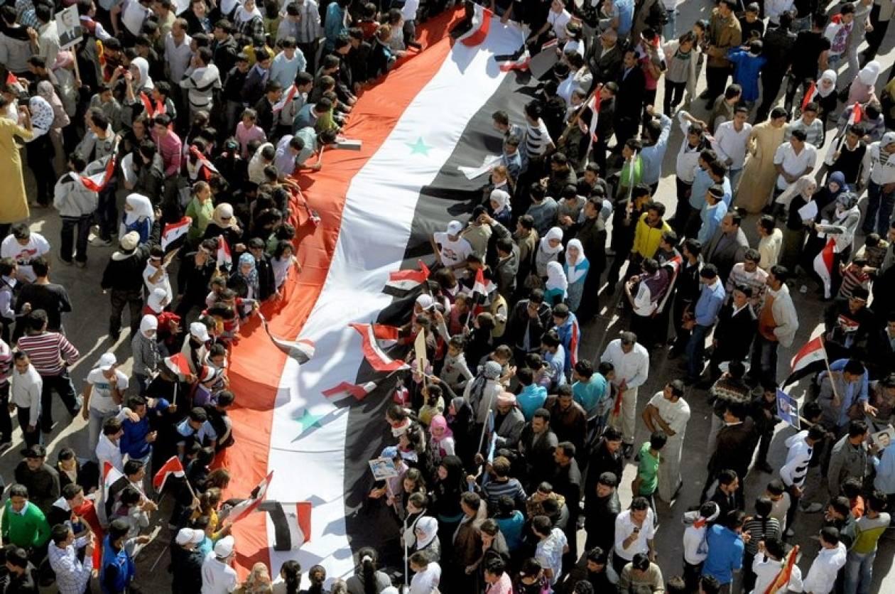 Συρία: Έκκληση για γενική απεργία