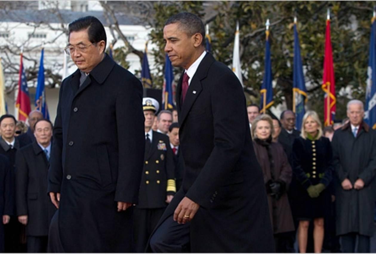 Συναντήσεις Ομπάμα με Μεντβέντεφ και Χου Ζιντάο