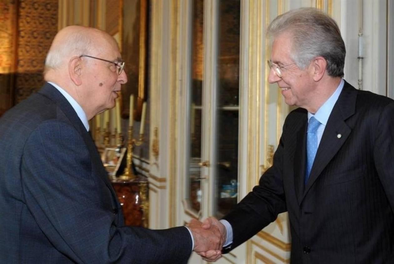 Ιταλία: Ισόβιος γερουσιαστής ο Μάριο Μόντι