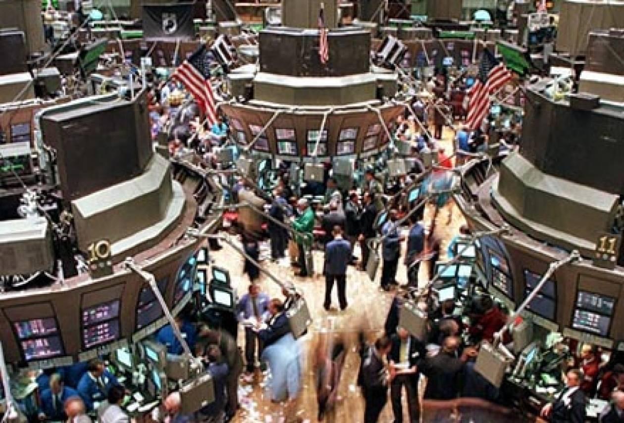 Μεγάλες απώλειες στην Wall Street