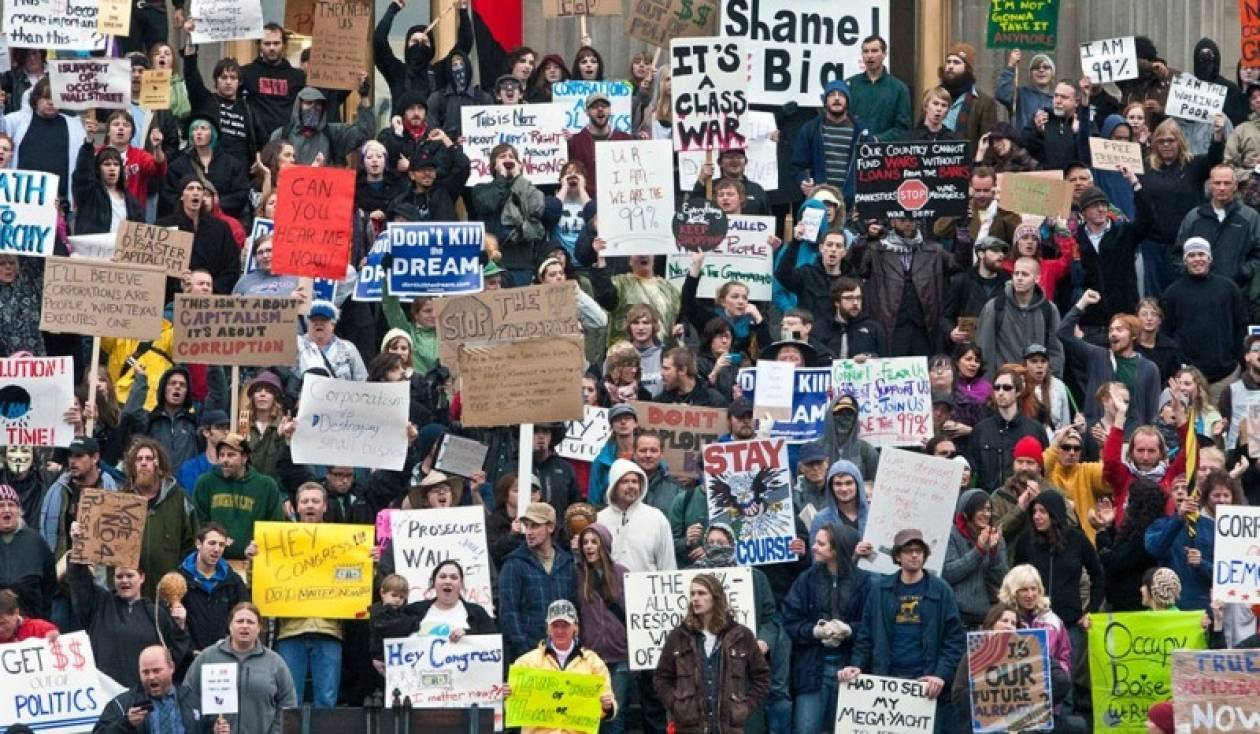 Πεζή διαμαρτυρία από την Νέα Υόρκη στην Ουάσινγκτον