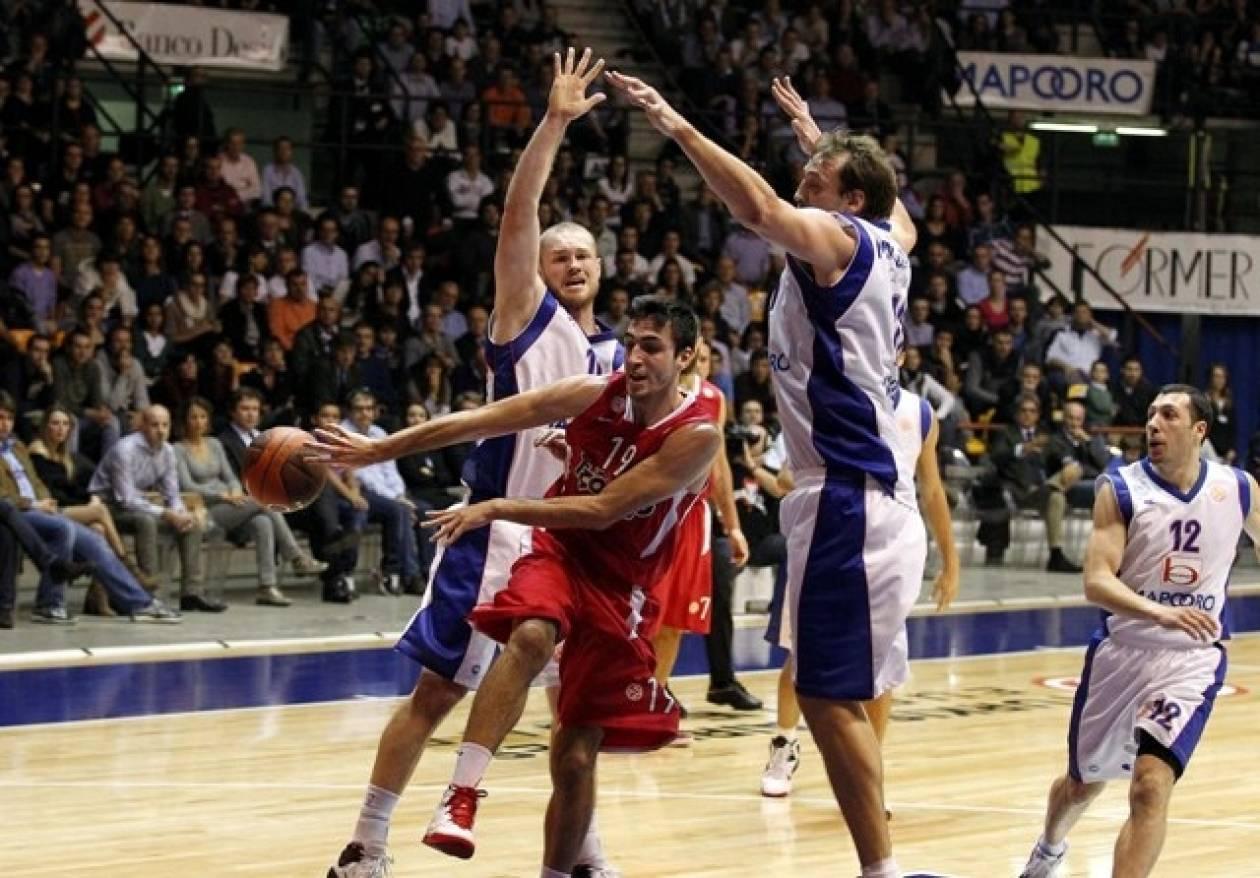 Ο Σερμαντίνι έκανε τον Ολυμπιακό να... Χάινς!