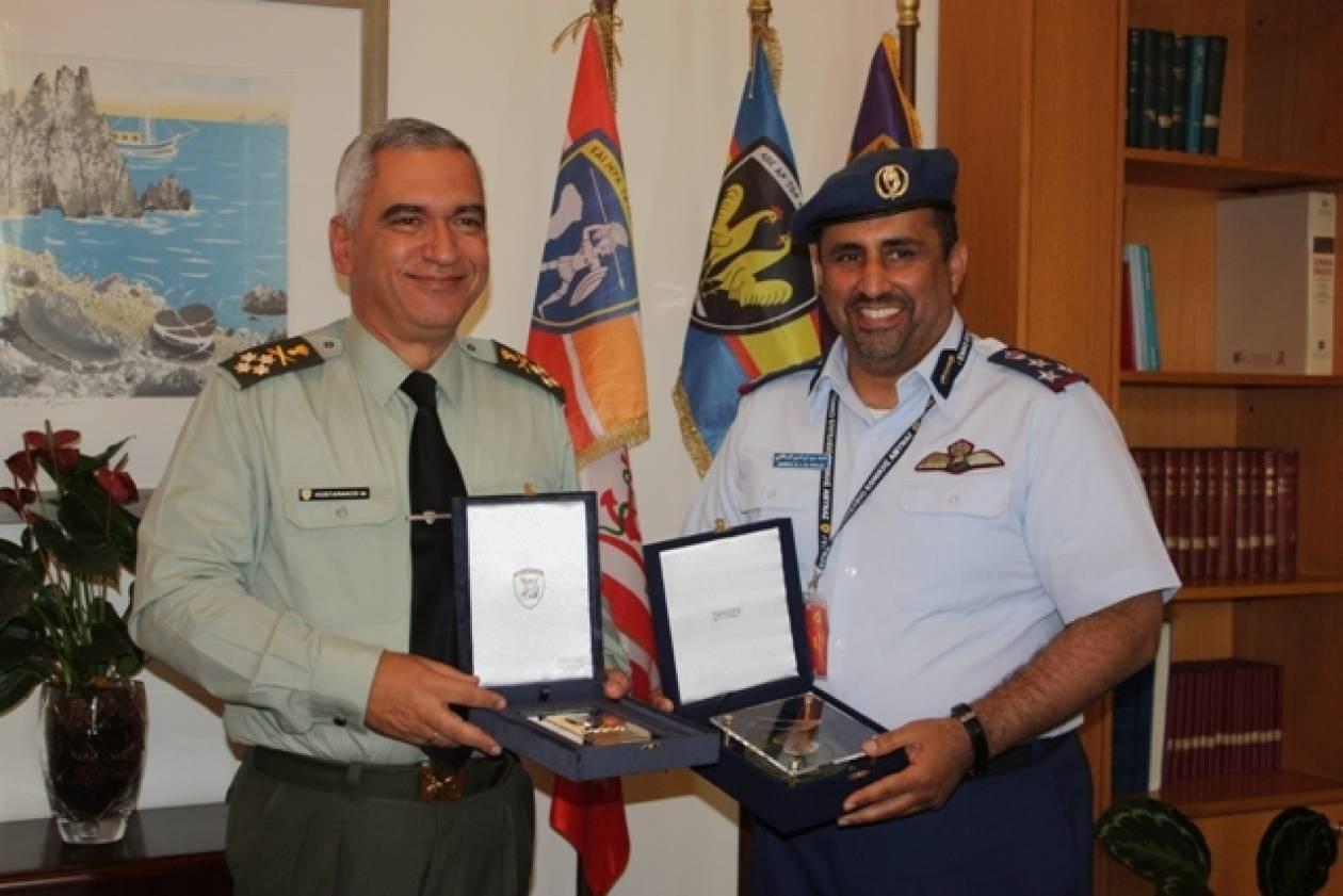 Ελληνική στρατιωτική εκπαίδευση στους αξιωματικούς του Κατάρ