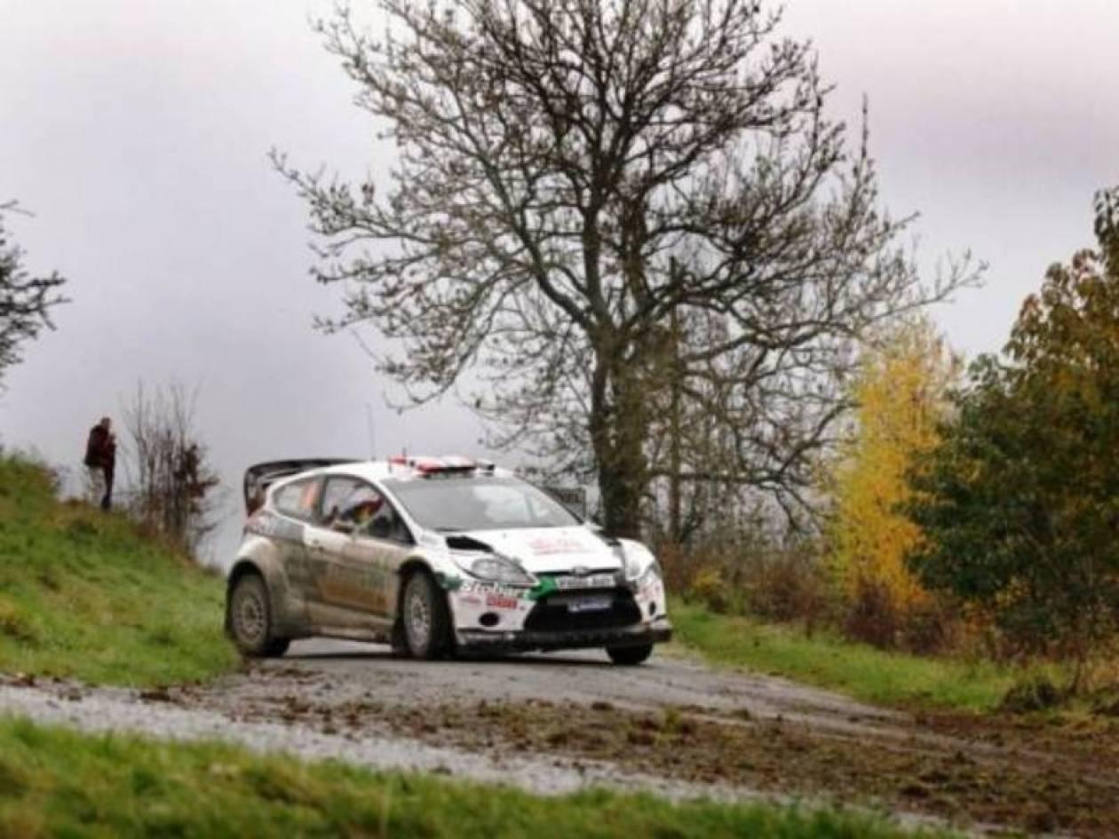 WRC: Ράλι Βρετανίας Shakedown