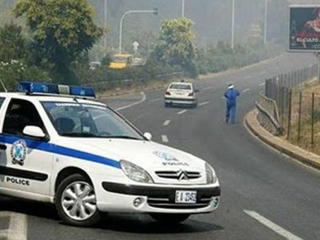 Θανάσιμο τροχαίο με δυο νεκρούς στην Επ.Ο.Ναυπάκτου- Νεοκάστρου