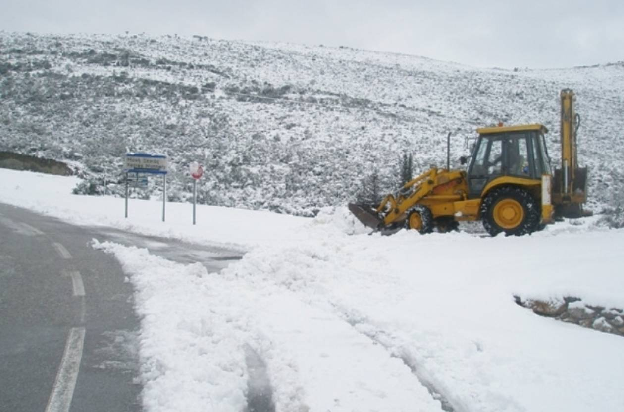 Τρίπολη: Σύσκεψη ενόψει της χειμερινής περιόδου