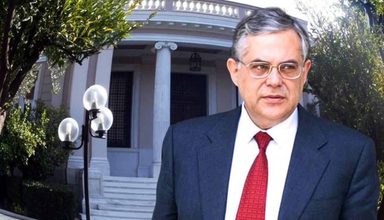 Νέος πρωθυπουργός ο Λ. Παπαδήμος