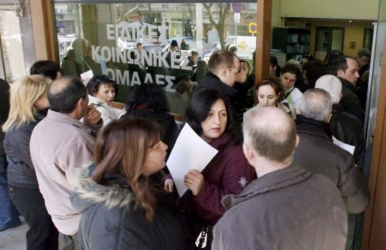 Eκτινάχθηκε το ποσοστό ανεργίας τον Αύγουστο