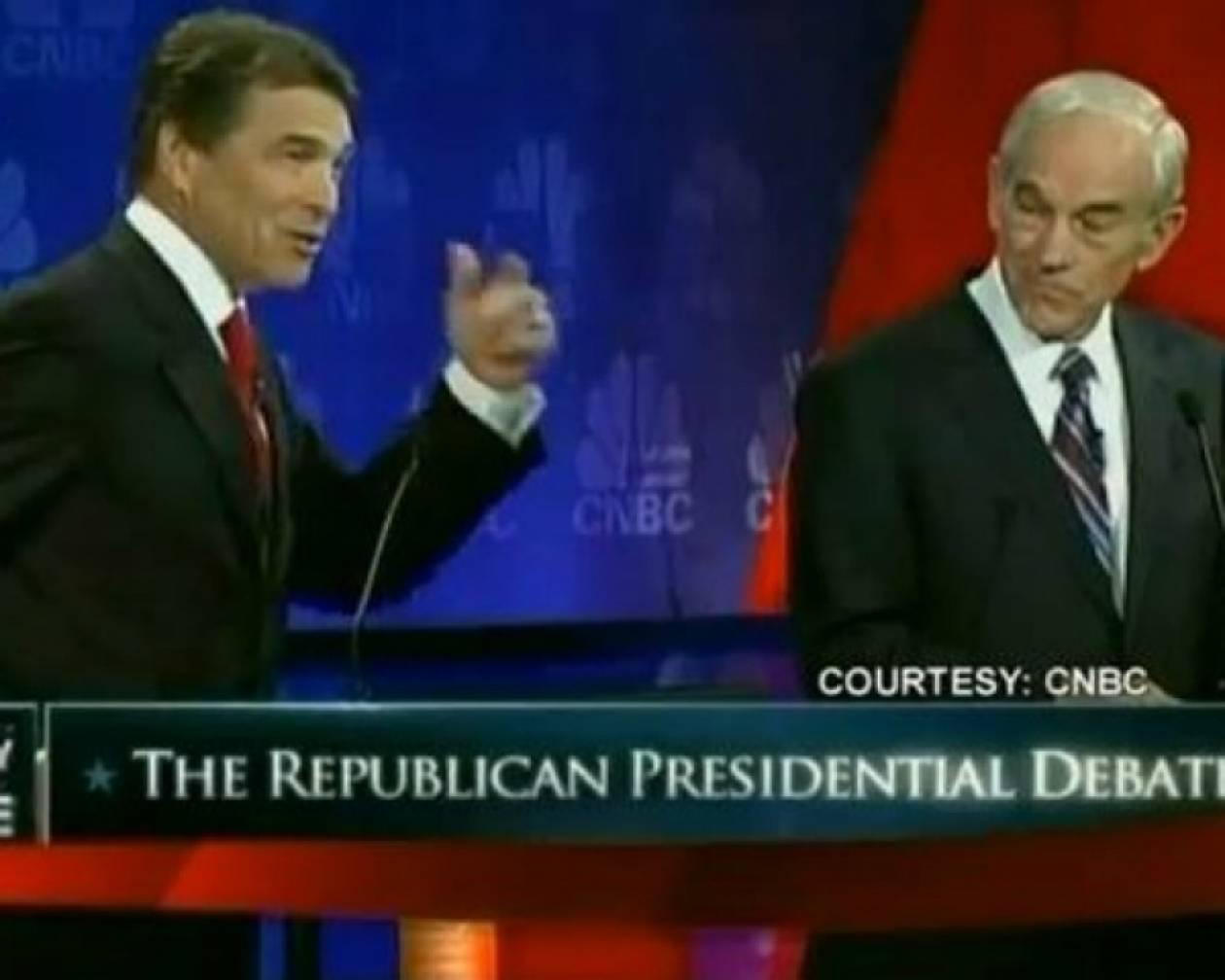 Απίστευτη γκάφα υποψήφιου πρόεδρου των ΗΠΑ!