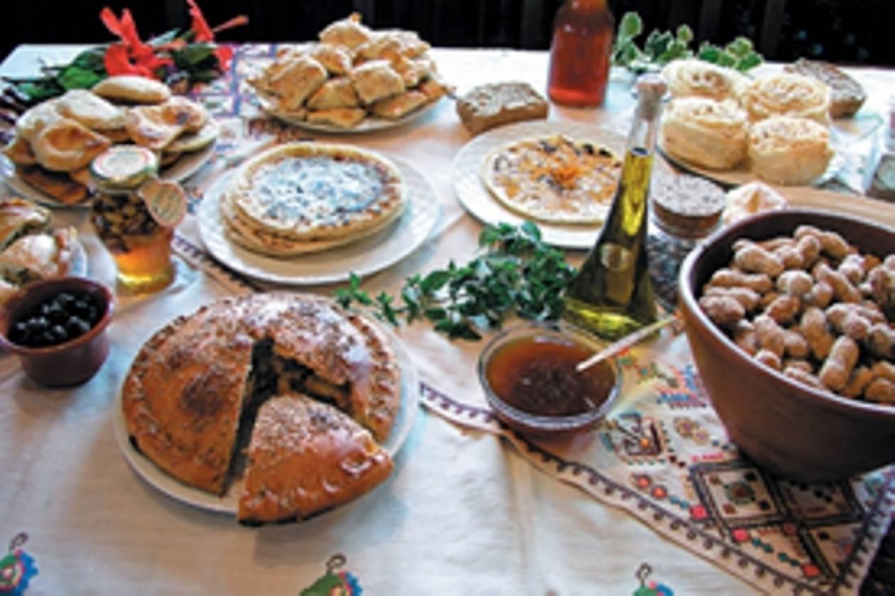 Διαγωνισμός κρητικής κουζίνας στα Χανιά