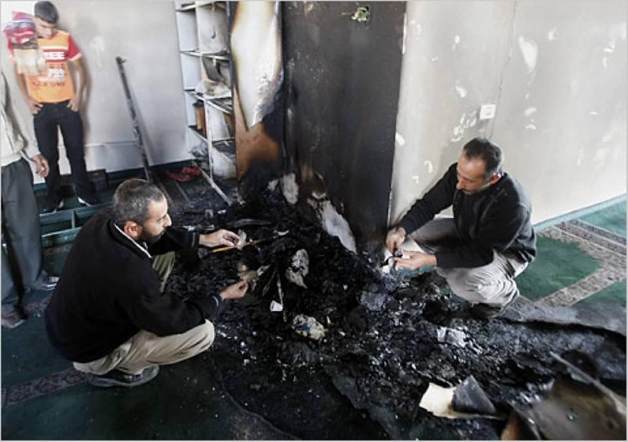 Γαλλία: Τέμενος έγινε στόχος εμπρησμού