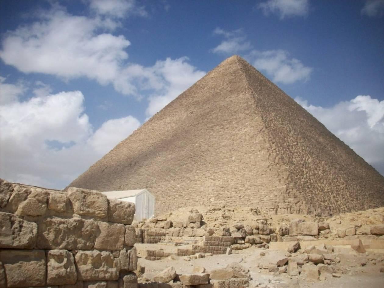 Κλειστή η πυραμίδα του Χέοπα ενόψει του «φαινομένου 11/11/11»
