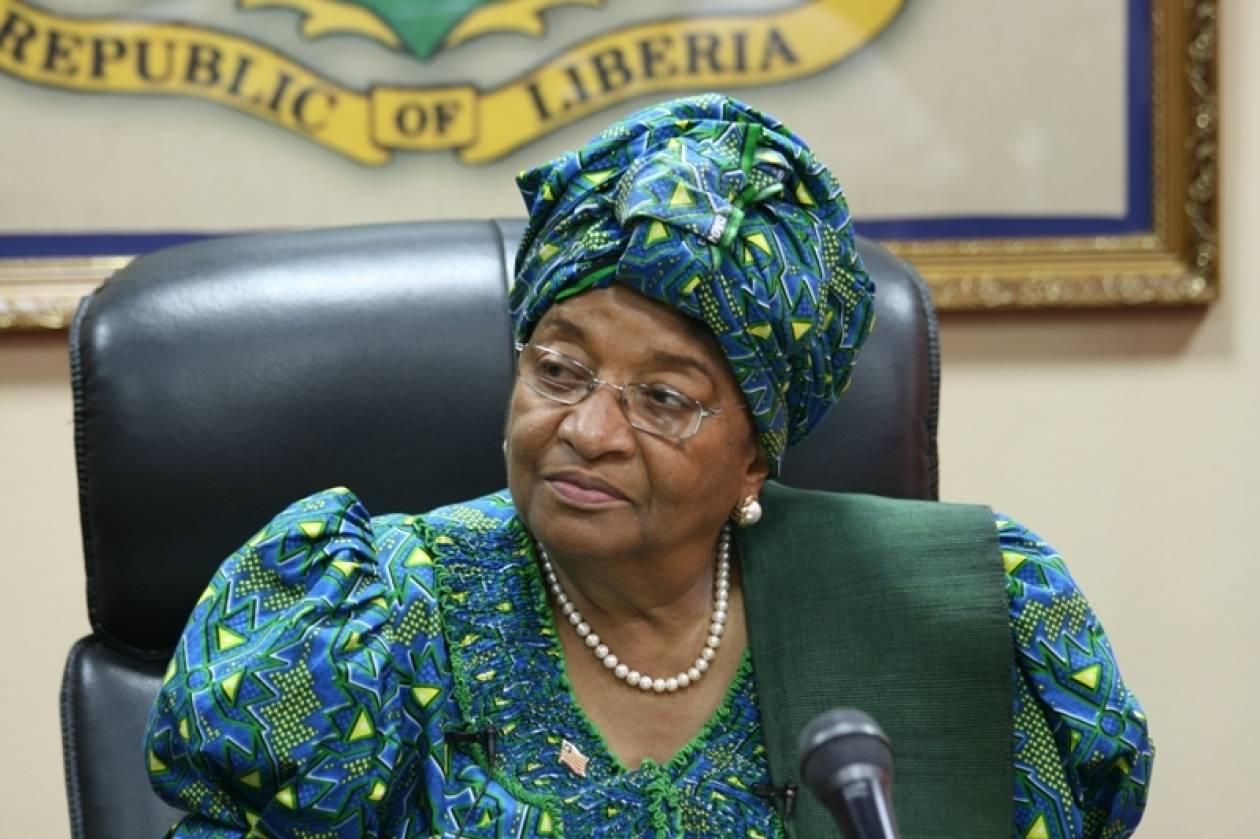 Λιβερία: Τεράστιο ποσοστό για την Έλεν Τζόνσον Σίρλιφ