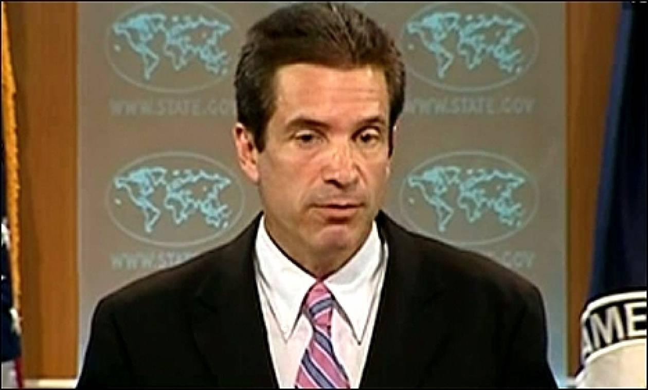 ΗΠΑ: Χαιρετίζουν το σχηματισμό κυβέρνησης
