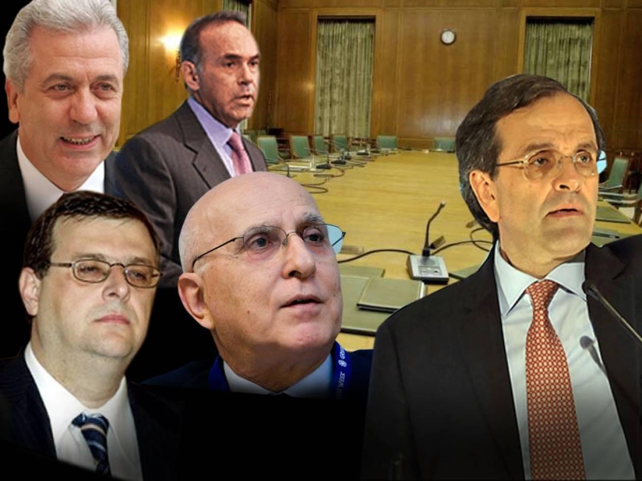 Τα στελέχη της ΝΔ στη νέα κυβέρνηση