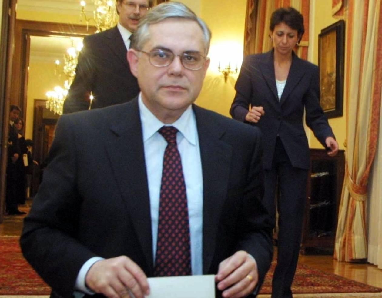 Μια «προίκα» 10 δισ. ευρώ για τον κ. Λουκά Παπαδήμο
