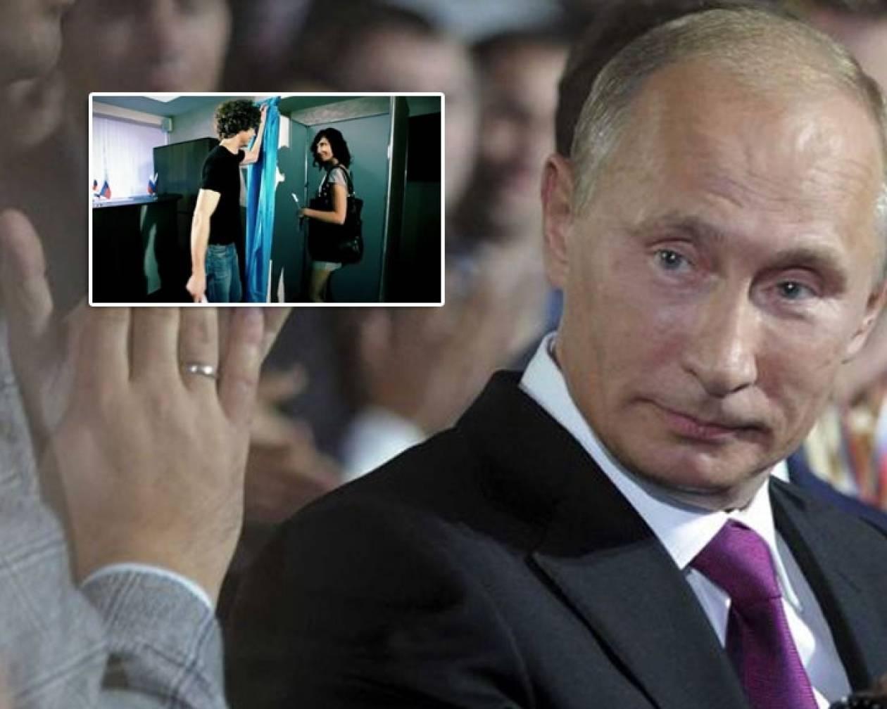 Το «καυτό» διαφημιστικό του Πούτιν