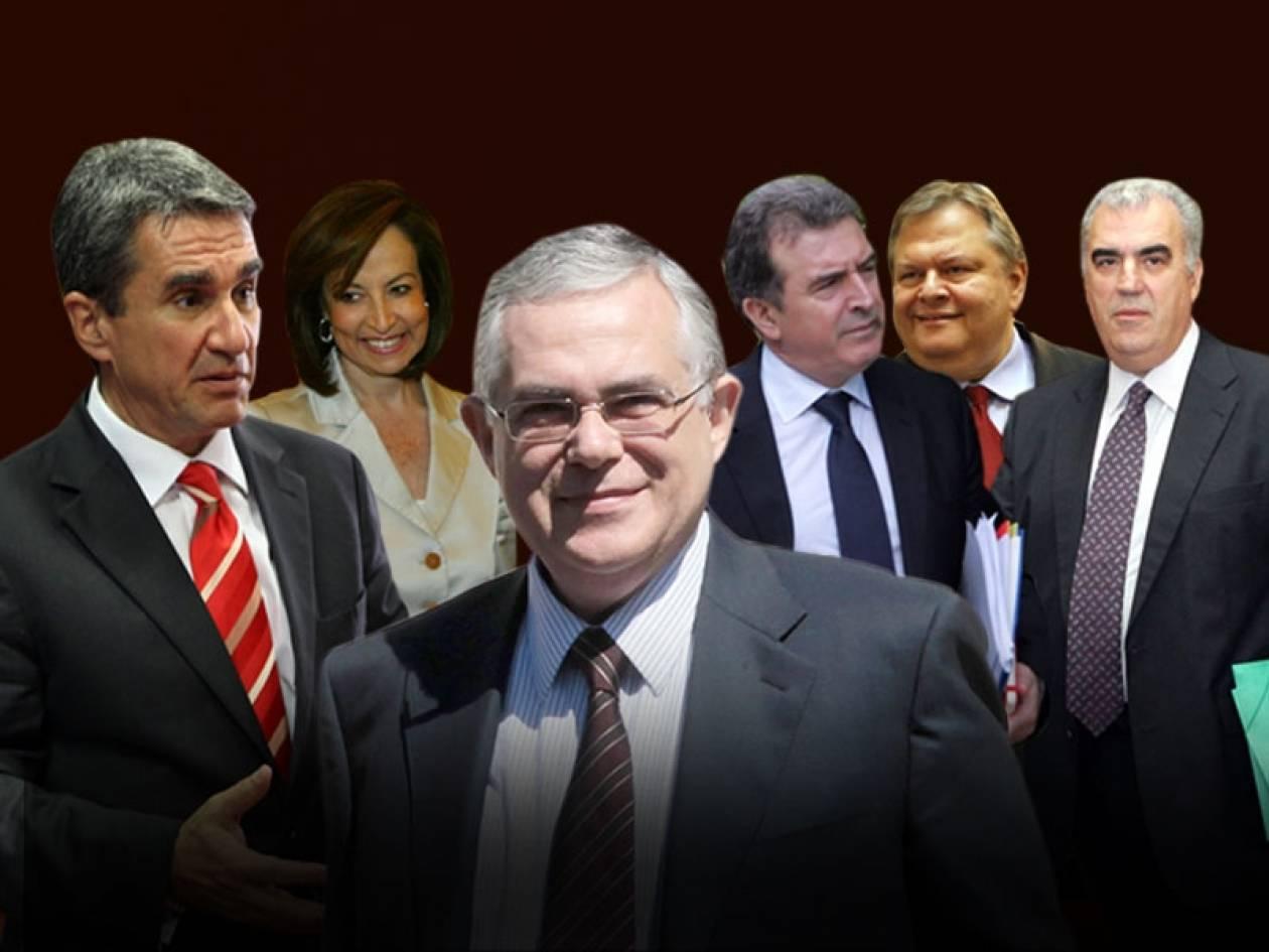 Ποιοι μπαίνουν, ποιοι φεύγουν από τη νέα κυβέρνηση