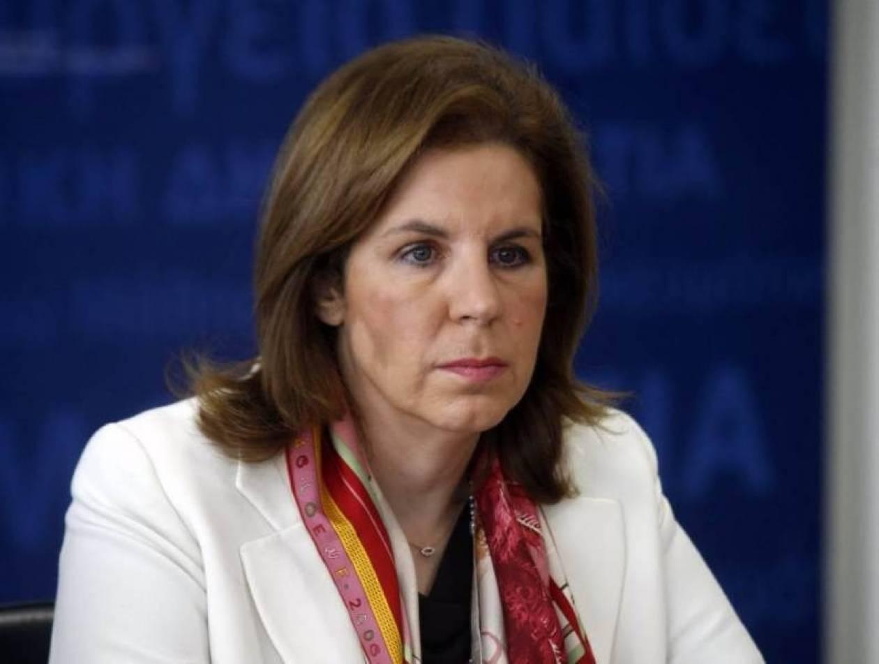 Χριστοφιλοπούλου: Να στηρίξουμε όλοι τη νέα κυβέρνηση