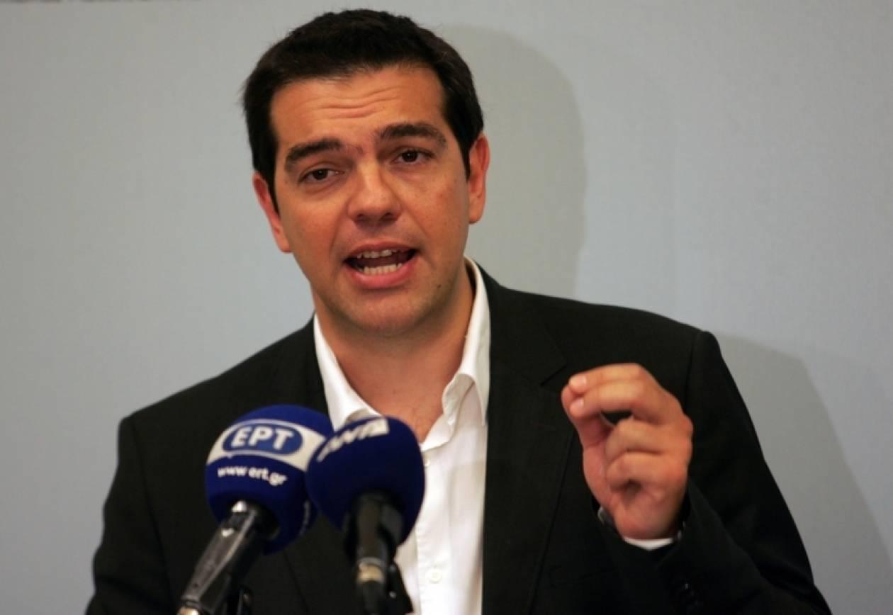 ΣΥΡΙΖΑ: Να ανατραπεί η νέα κυβέρνηση