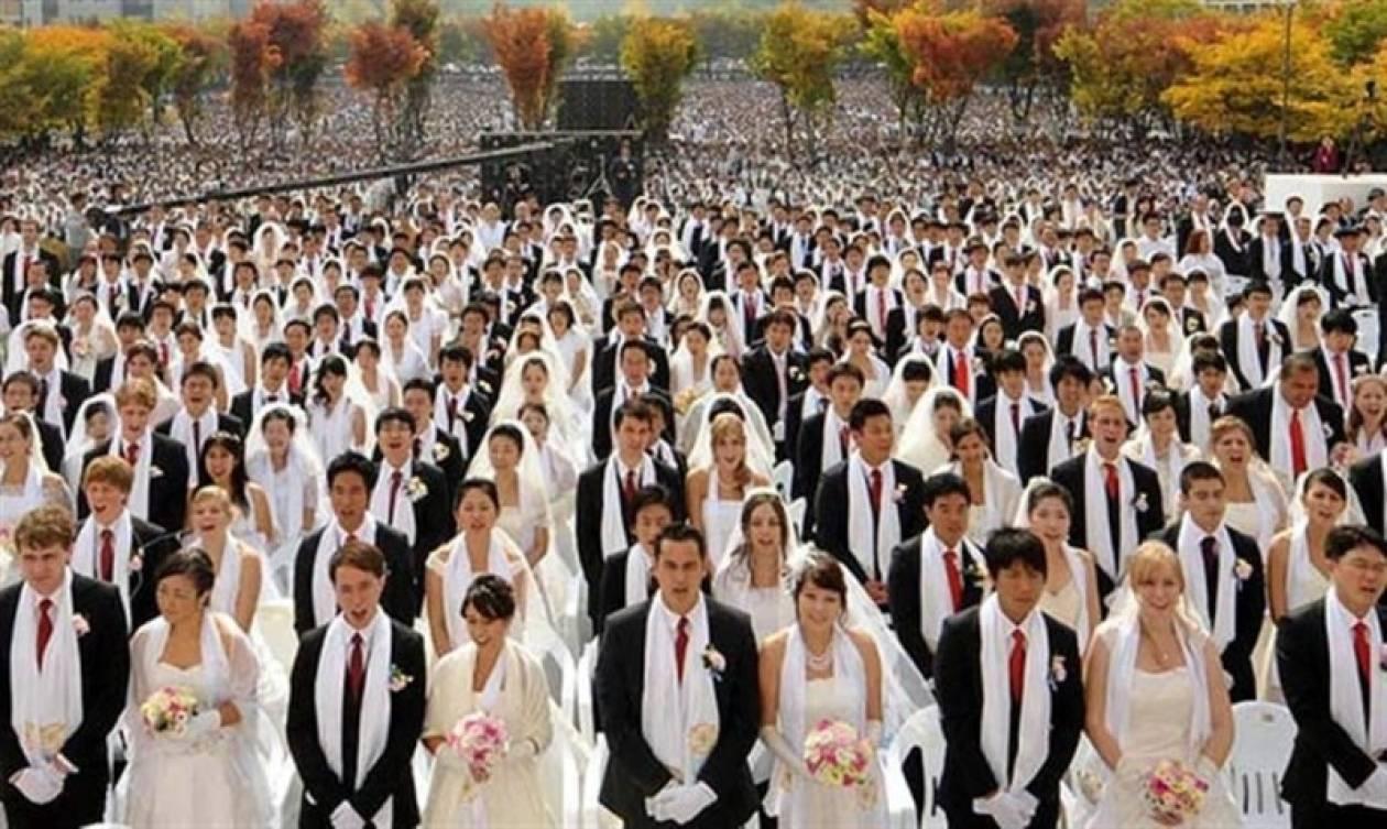 Μαζικοί γάμοι Ισραηλιτών στην Κύπρο