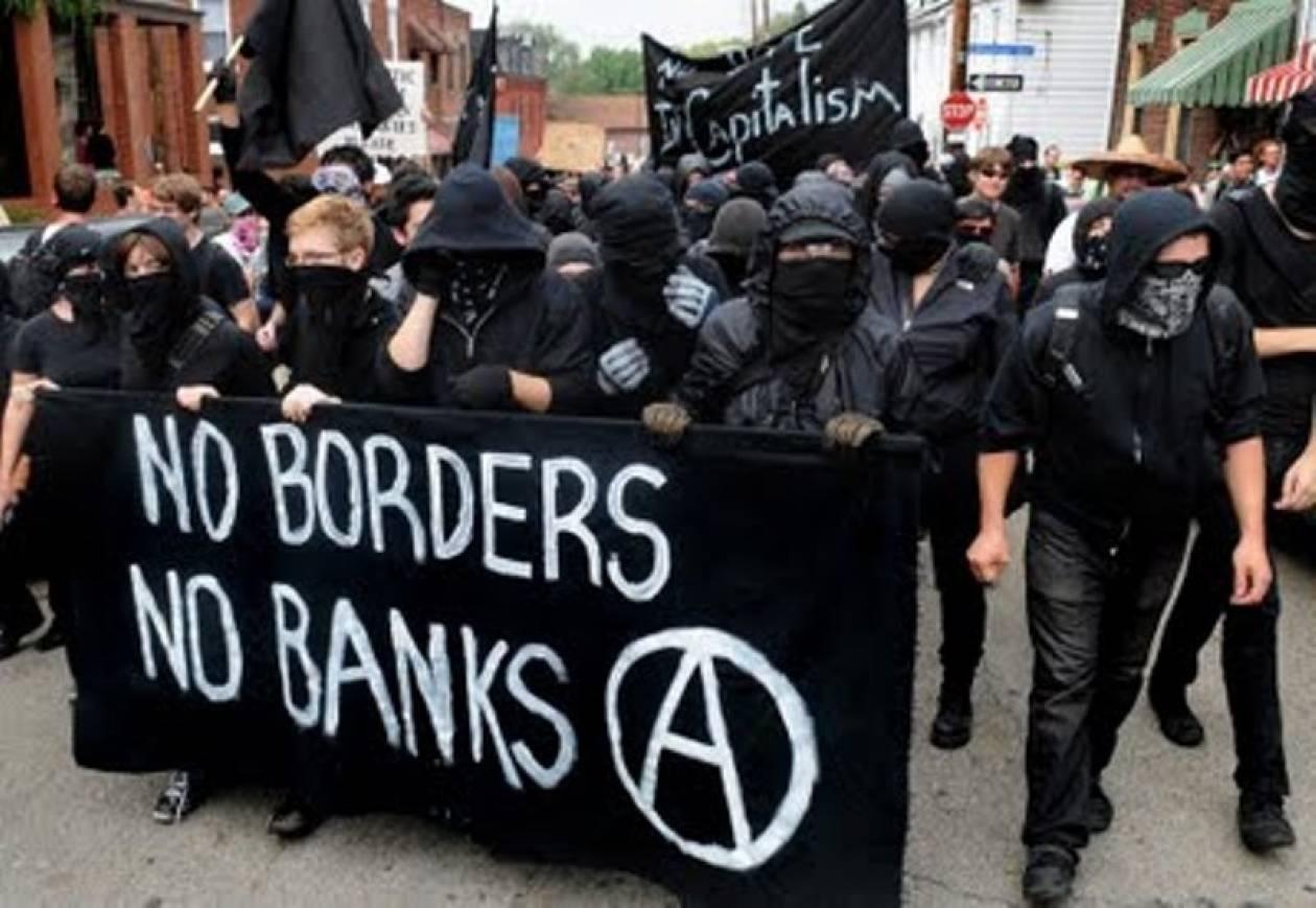 Συγκρούσεις αναρχικών και εθνικιστών στη Πολωνία