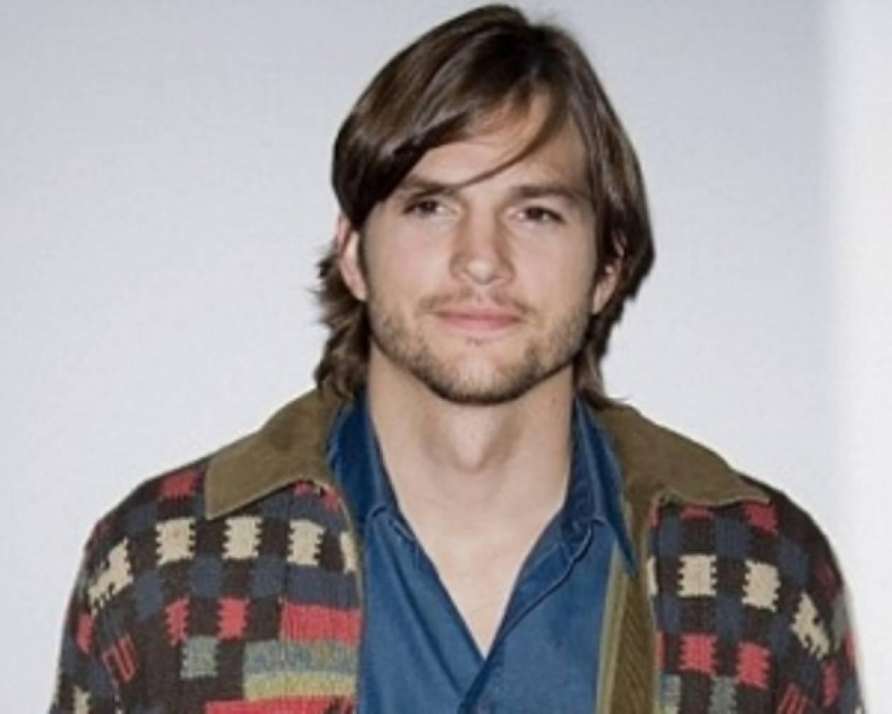 Γιατί παρατάει το Twitter o Ashton Kutcher;